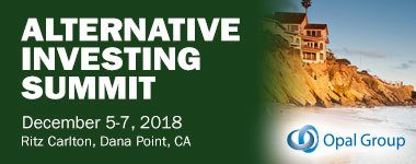 Opal Group - Alternative Investing Summit