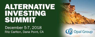 Opal Group - Alternative Investing Summit