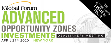 iGlobal Advanced Opportunity Zones Investments: Dealmakers Meeting