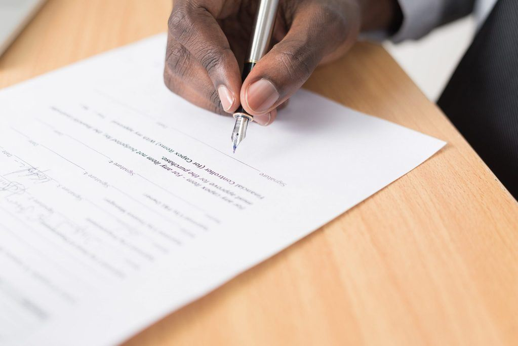 Should you sign an involuntary bankruptcy petition?