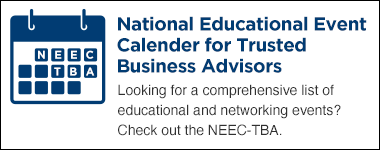 National Educational Event Calendar for Trusted Business Advisors