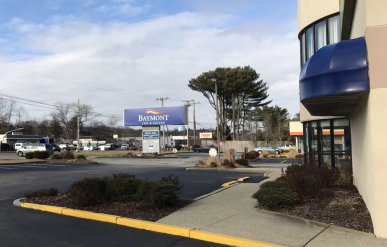 Baymont Hotel for Sale, Groton, CT