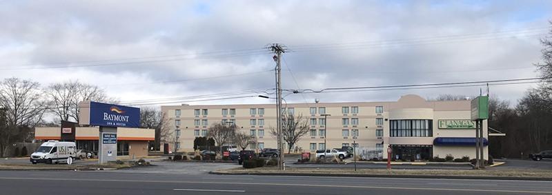 Baymont Hotel, Groton, CT